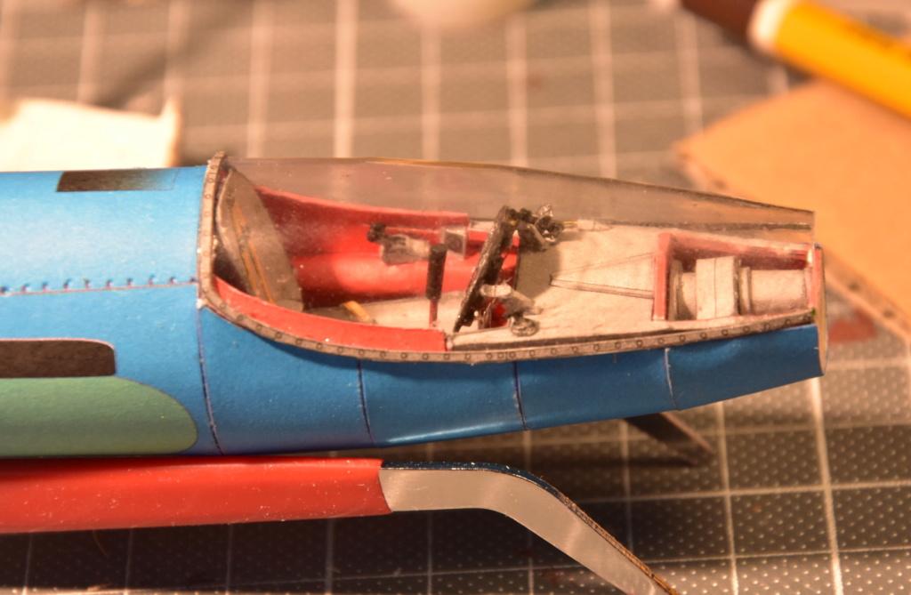Bugatti 100P Rennflugzeug,1:33, geb von Kubi Dsc_2817