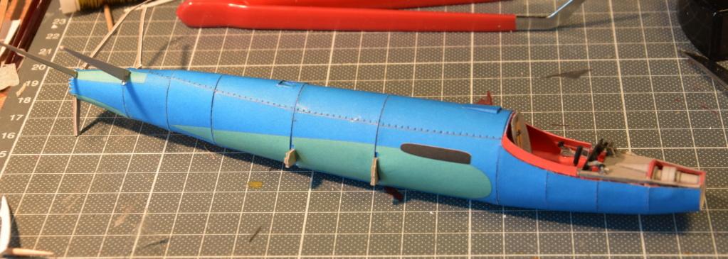 Bugatti 100P Rennflugzeug,1:33, geb von Kubi Dsc_2818