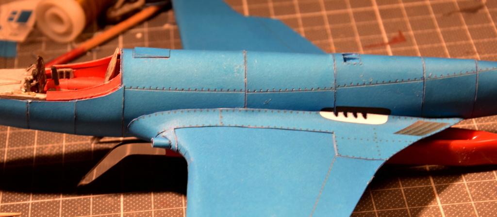 Bugatti 100P Rennflugzeug,1:33, geb von Kubi Dsc_2831