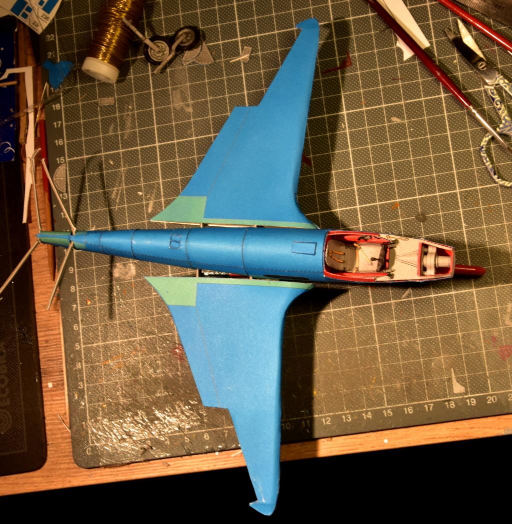 Bugatti 100P Rennflugzeug,1:33, geb von Kubi Dsc_2832
