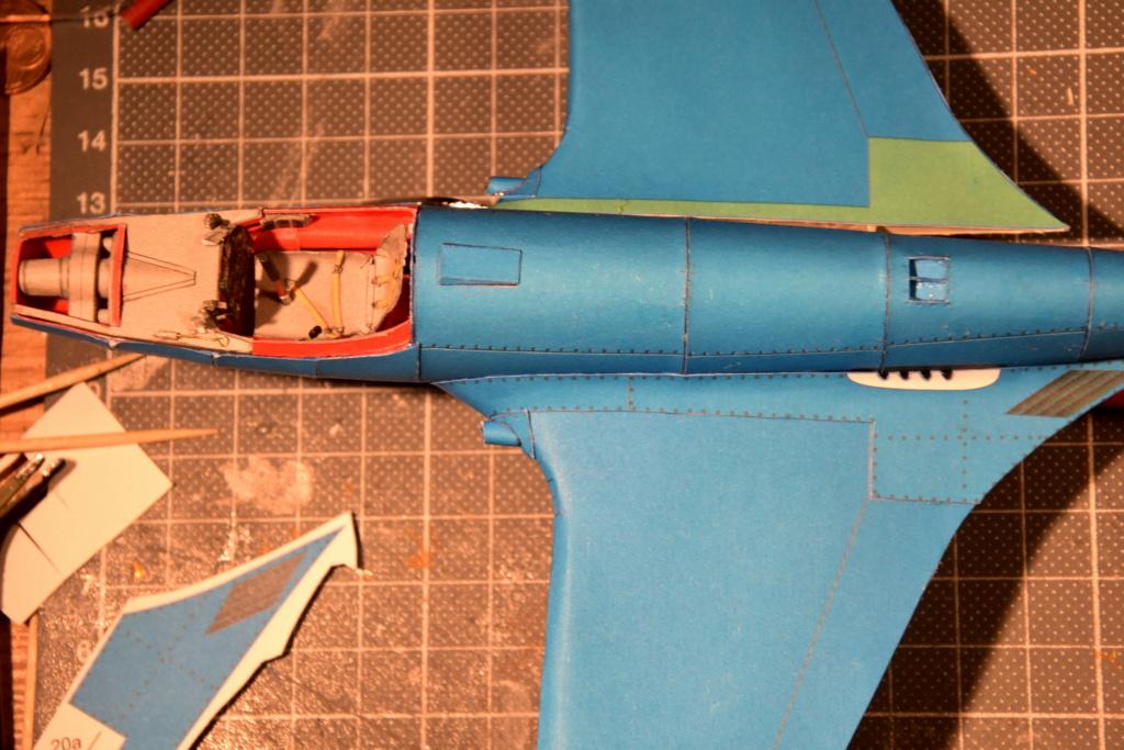 Bugatti 100P Rennflugzeug,1:33, geb von Kubi Dsc_2833
