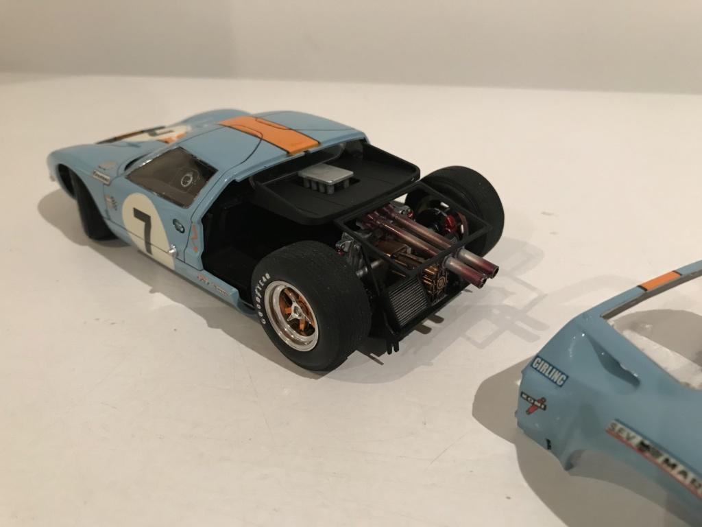 Fujimi GT40 1/24 1210