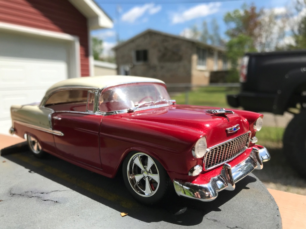 chevrolet belair 55 hard top 2110
