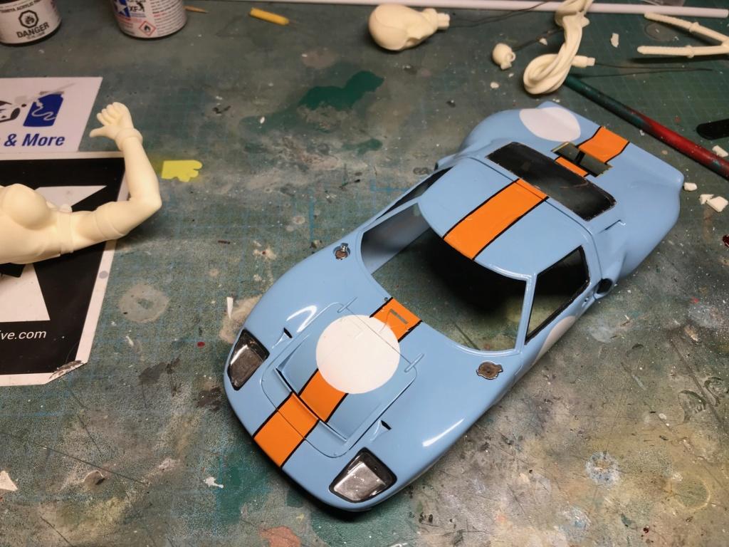 Fujimi GT40 1/24 310