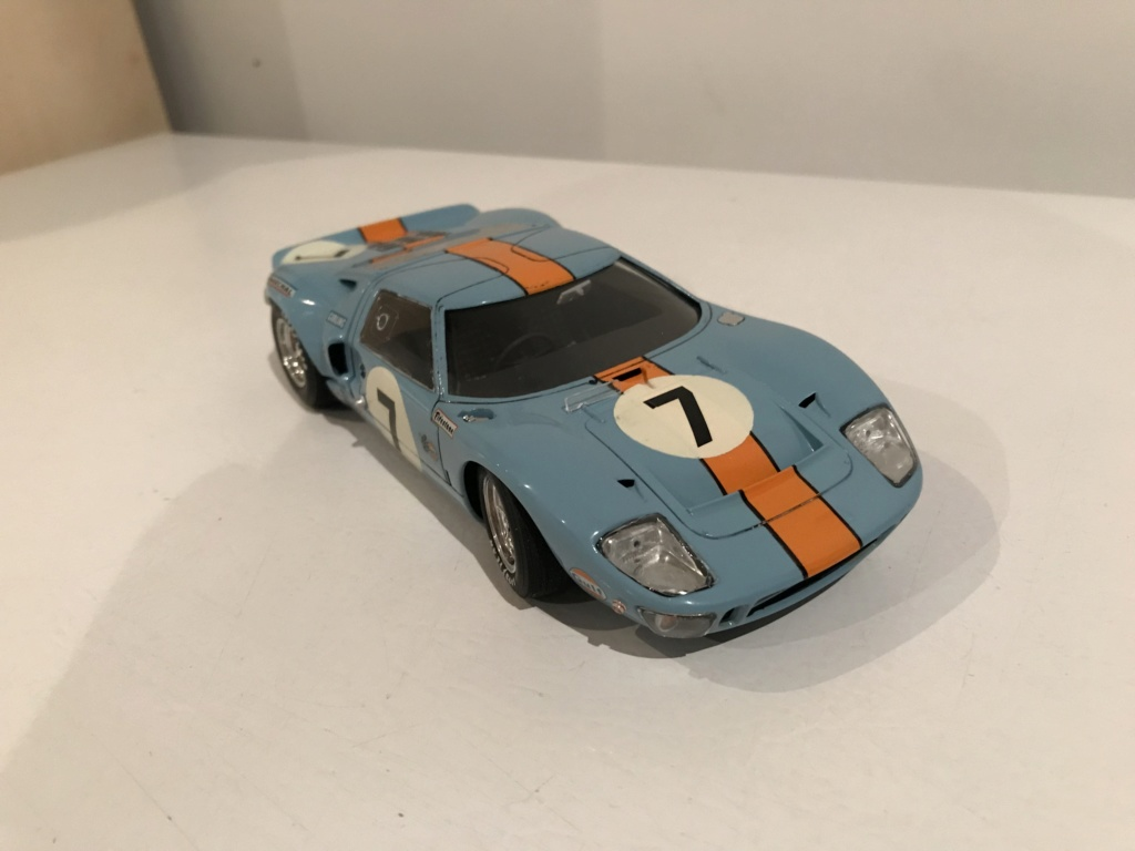 Fujimi GT40 1/24 910
