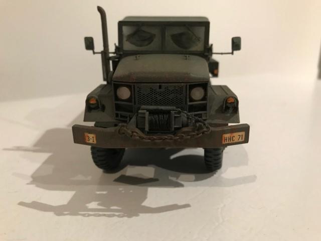 Camion-citerne M49A2C, USMC ''Operation Desert Storm'' AFV Club 1/35 Afv210