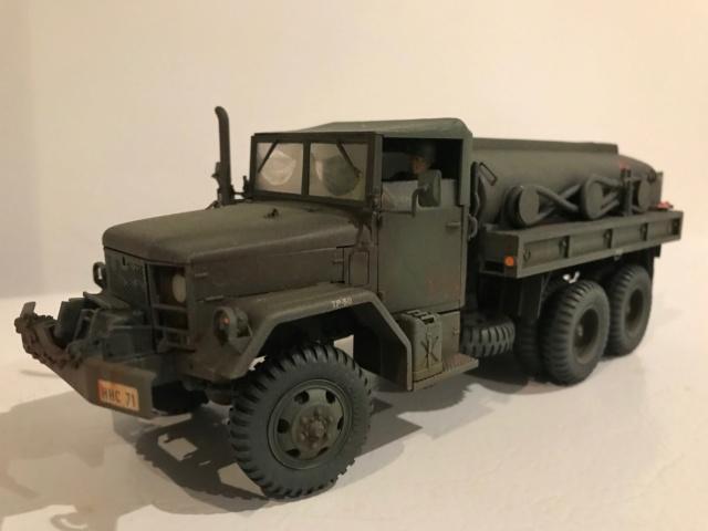 Camion-citerne M49A2C, USMC ''Operation Desert Storm'' AFV Club 1/35 Afv710