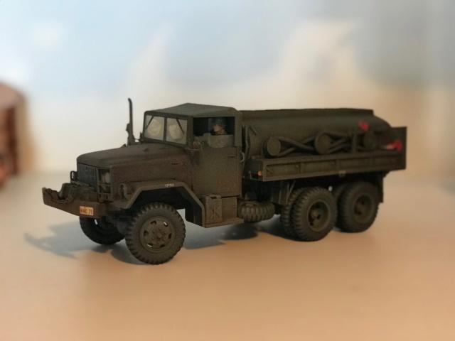 Camion-citerne M49A2C, USMC ''Operation Desert Storm'' AFV Club 1/35 Img_0010