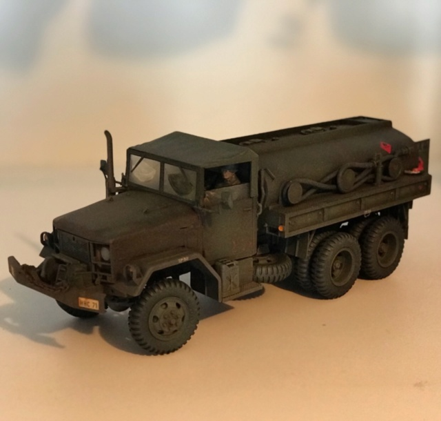 Camion-citerne M49A2C, USMC ''Operation Desert Storm'' AFV Club 1/35 Img_0410
