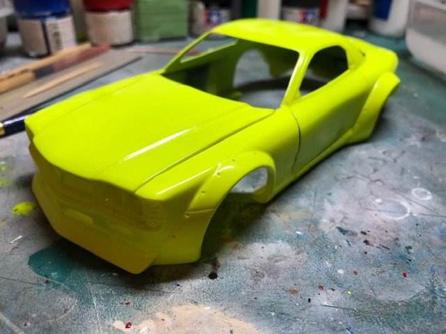covertion tamiya RX7 Pandem  Img_3911