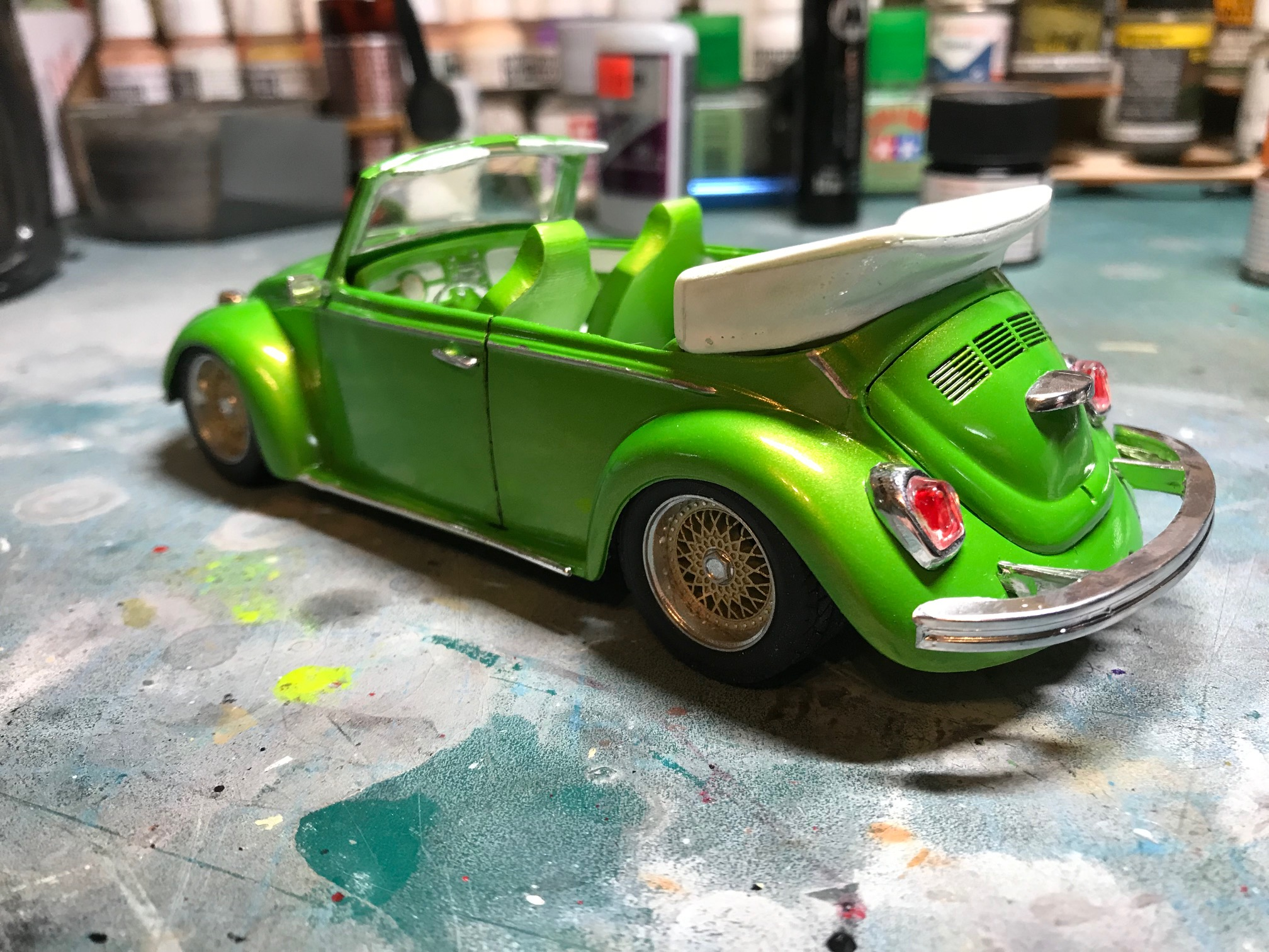 revell beetle convertible 1/24 Img_4311