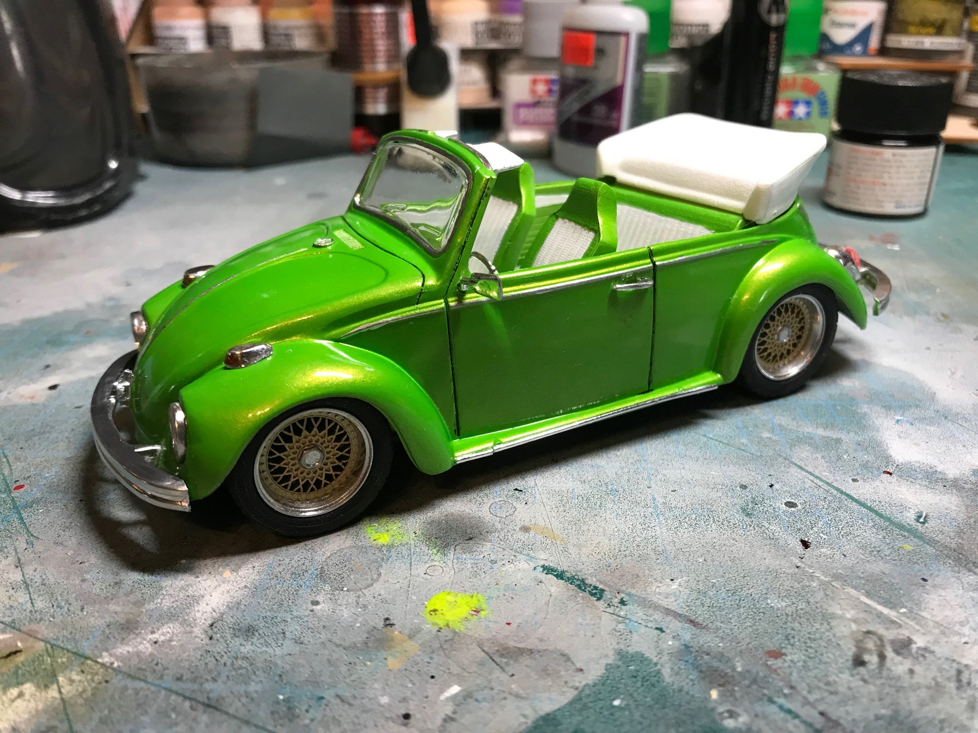 revell beetle convertible 1/24 Img_4312