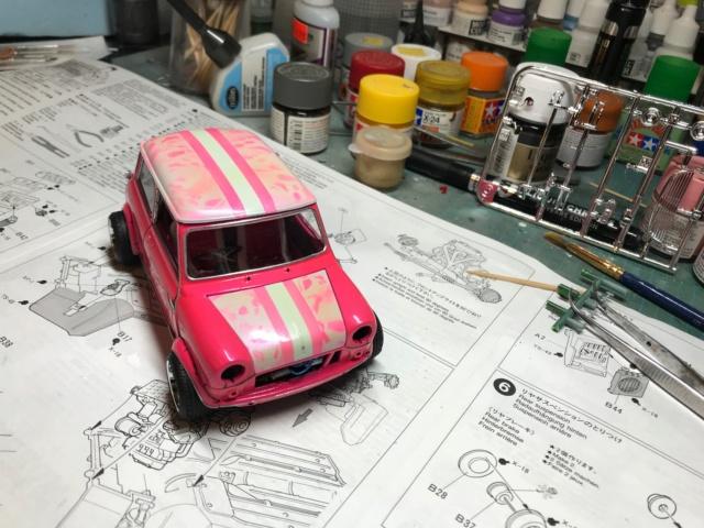 tamiya Mini 1/24 M2810