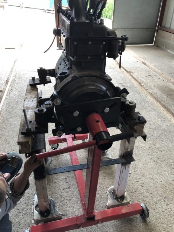 Locotracteur motorisé par un bloc moteur/boîte 201 Peugeot - Page 4 Cbb6cf10
