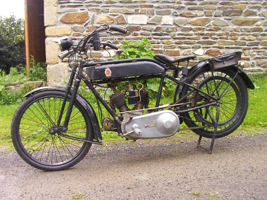 Monet Goyon S6V 125 1950  Peugeo11