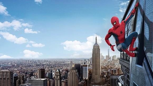 New York Manhattan Spider10