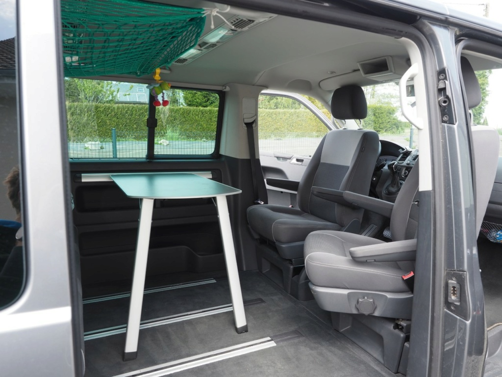 Multivan t5 edition 66 140cv dsg7 a vendre Int10
