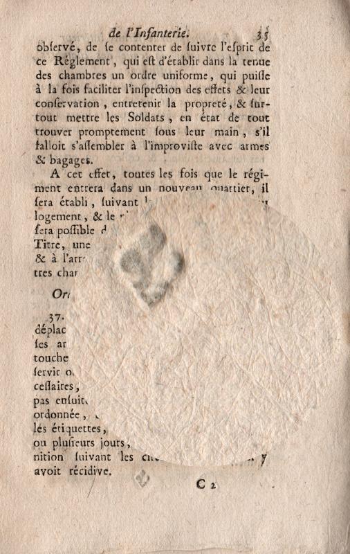 Document militaire de 1788 Reg_0310