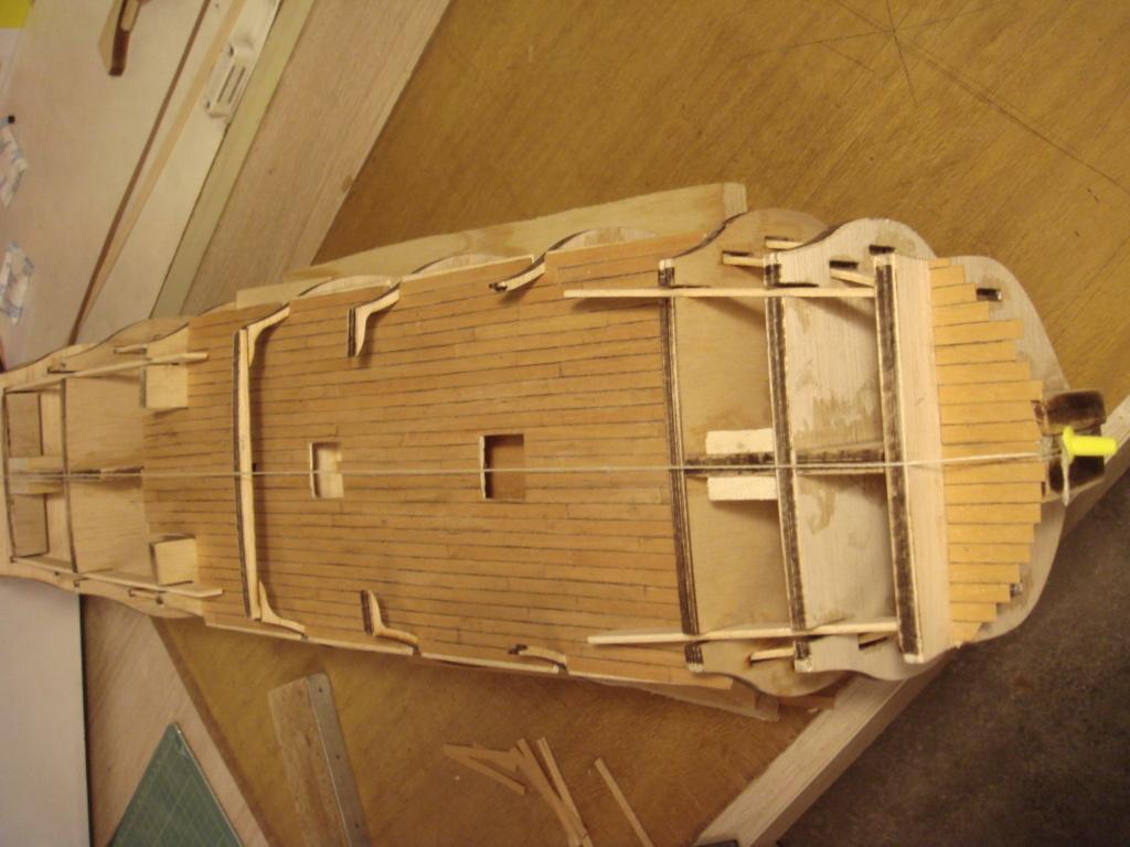 HMS VICTORY de 1765 par CONSTRUCTO au 1/94 - Page 6 Dsc08439