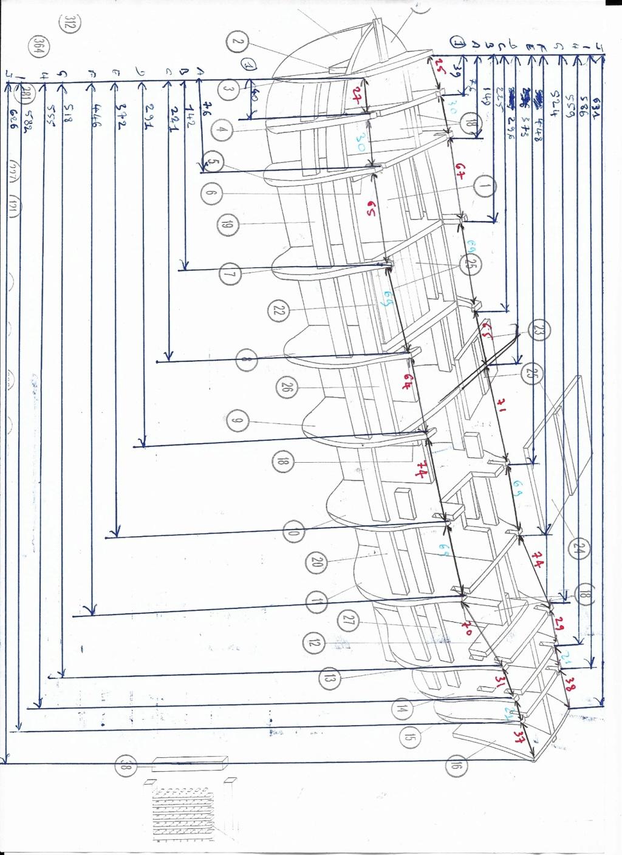HMS VICTORY de 1765 par CONSTRUCTO au 1/94 - Page 6 Image_11
