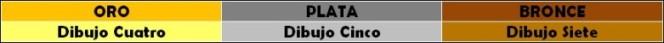 GANADORES DEL CONCURSO DE DIBUJO 113