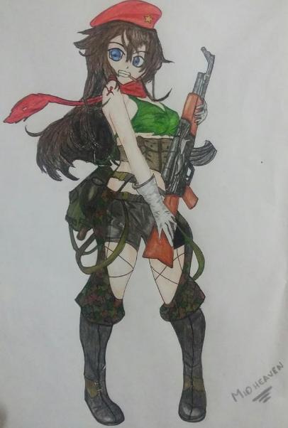 Concurso de dibujo -VOTACIÓN- 311