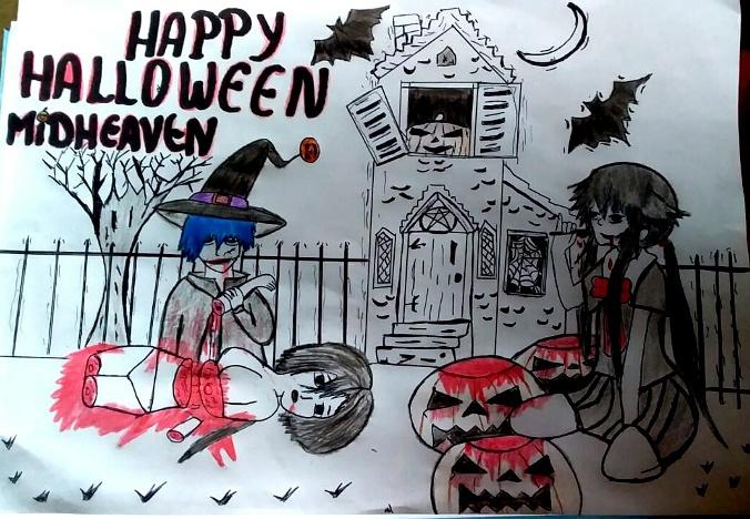 VOTACIÓN -Concurso Halloween- C11