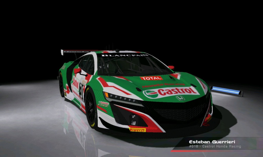 (DELETED) Acura NSX GT3 - Page 11 Castro11