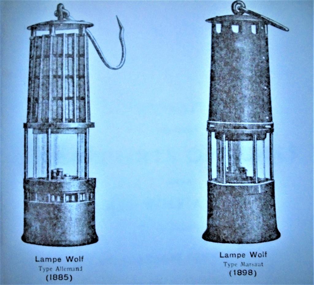 lampes de mineurs,  divers objets de mine, outils de mineur et documents  - Page 11 Dsc01235