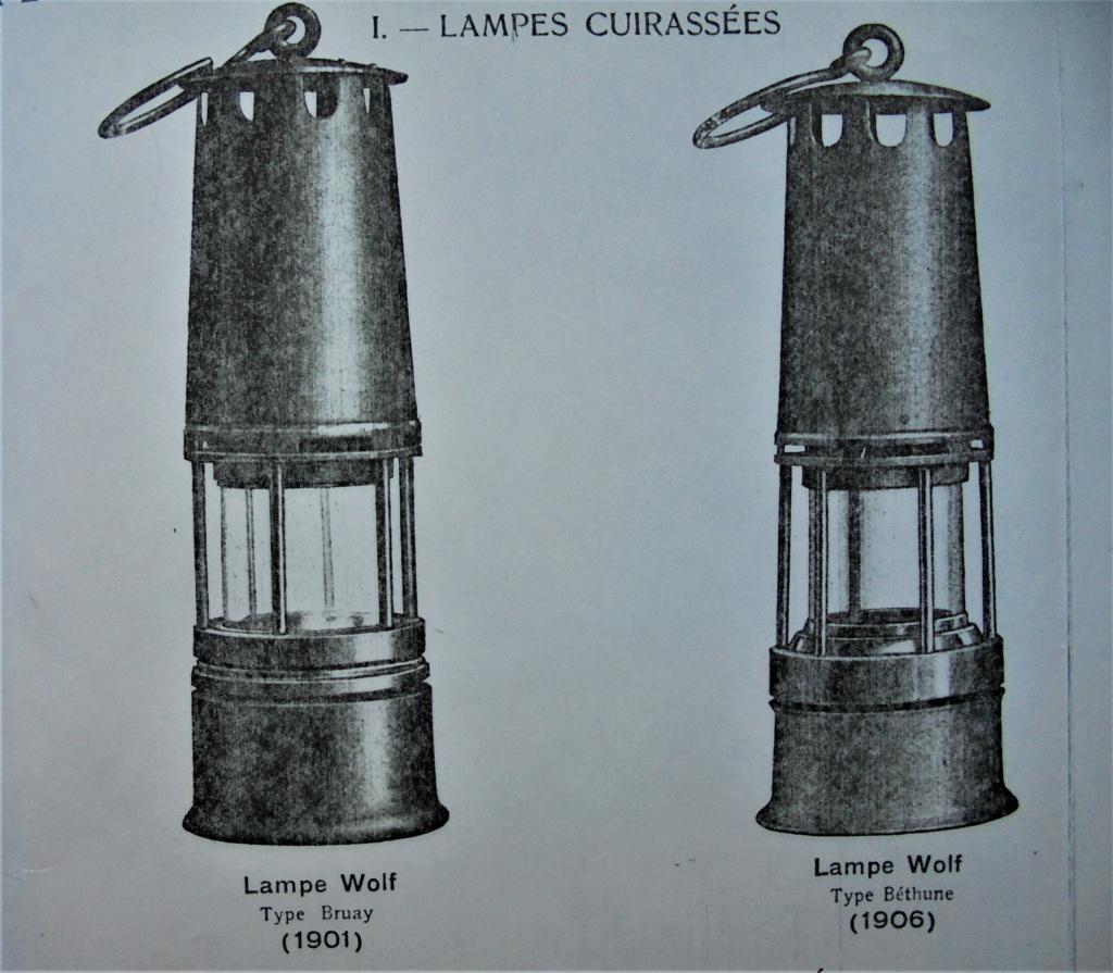 lampes de mineurs,  divers objets de mine, outils de mineur et documents  - Page 11 Dsc01236