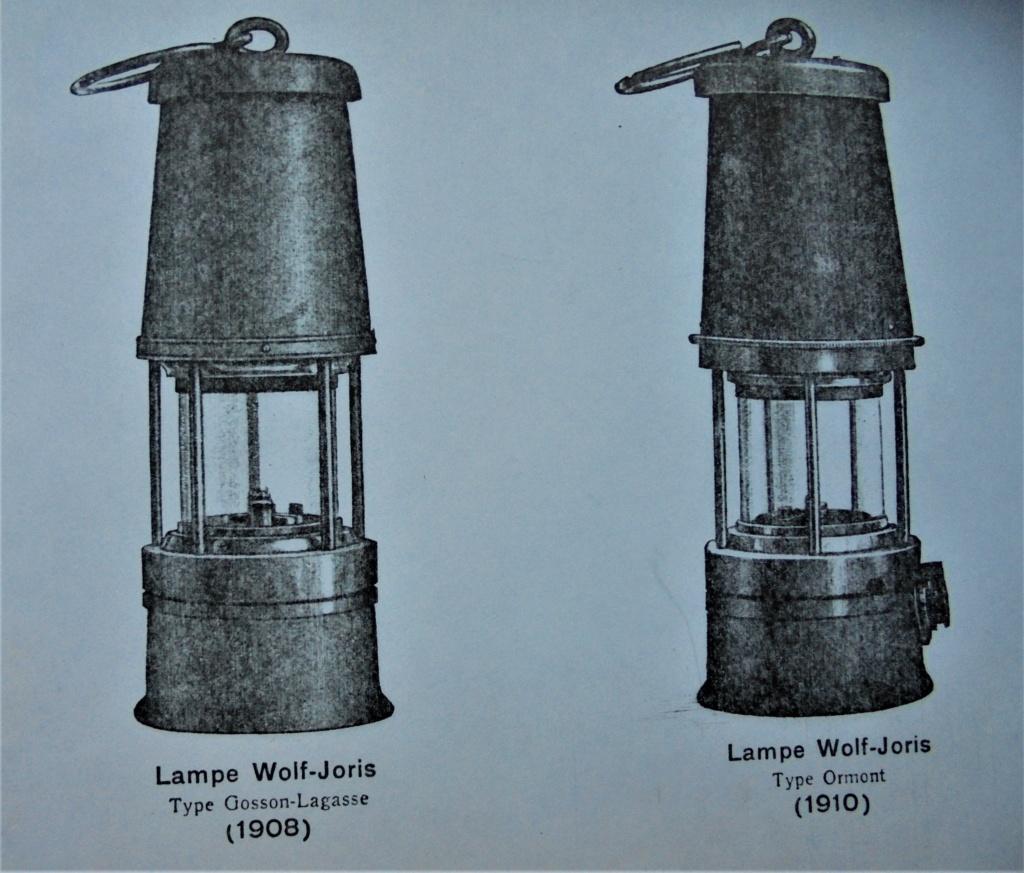 lampes de mineurs,  divers objets de mine, outils de mineur et documents  - Page 11 Dsc01237