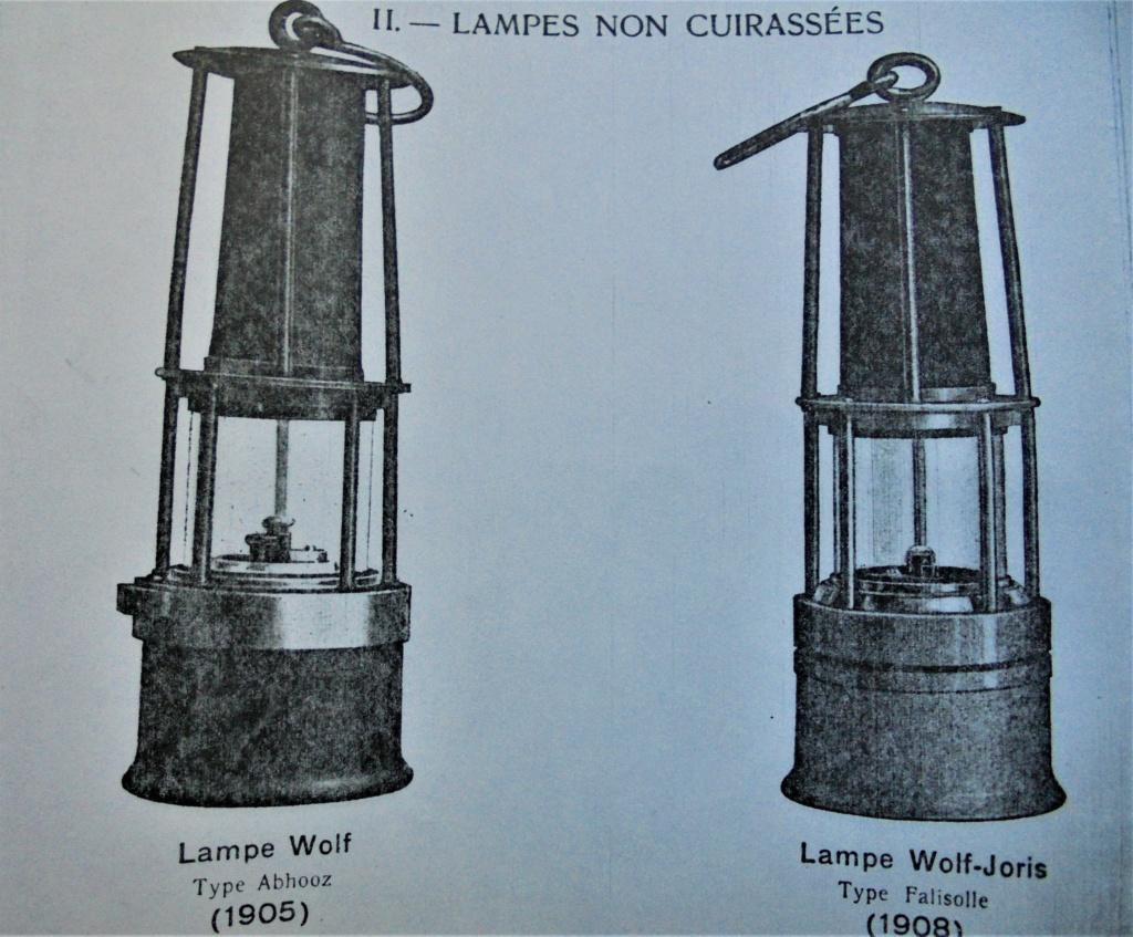 lampes de mineurs,  divers objets de mine, outils de mineur et documents  - Page 11 Dsc01239