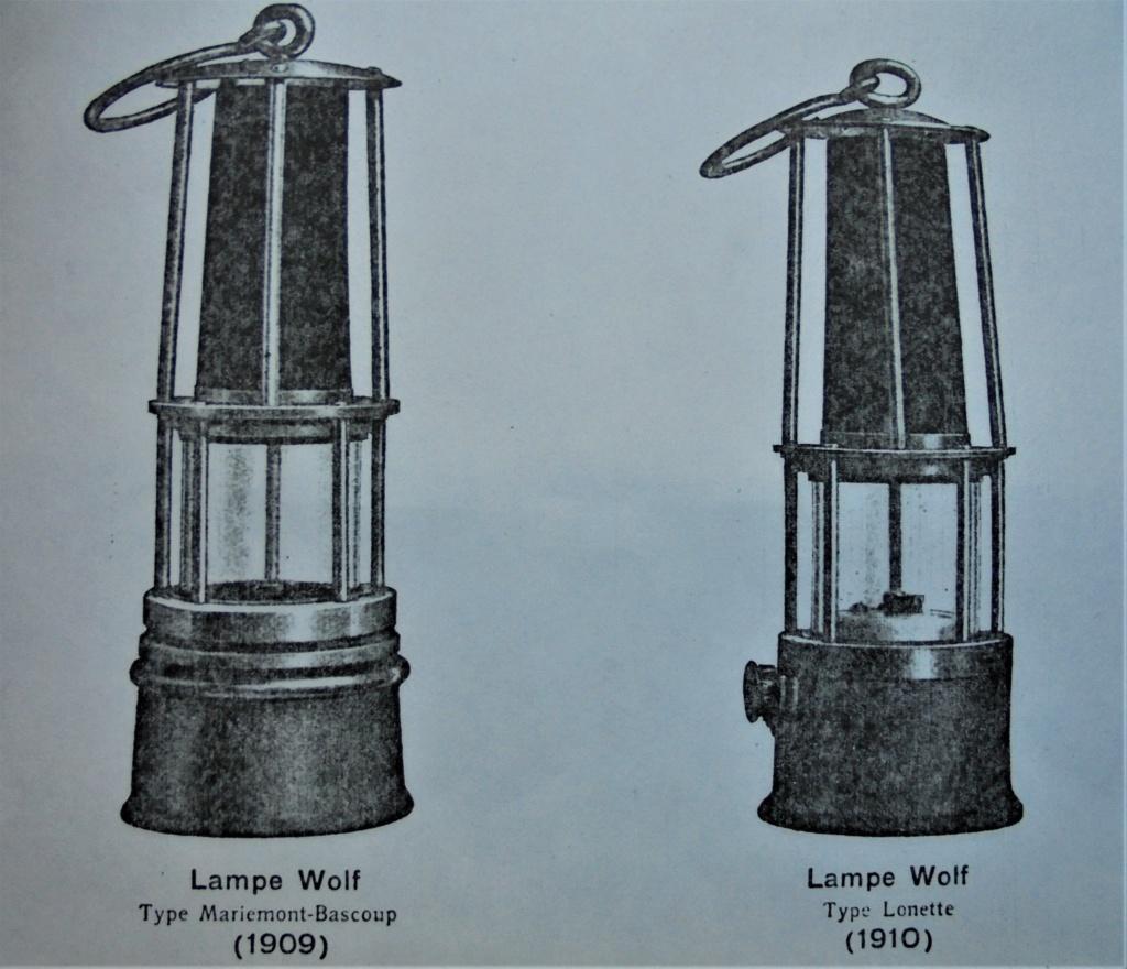 lampes de mineurs,  divers objets de mine, outils de mineur et documents  - Page 11 Dsc01240