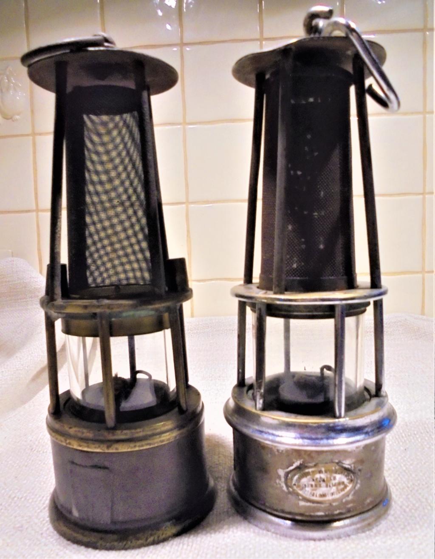 lampes de mineurs,  divers objets de mine, outils de mineur et documents  - Page 12 Dsc01711