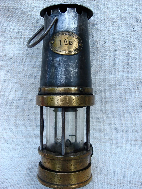 lampes de mineurs,  divers objets de mine, outils de mineur et documents  - Page 10 Img_2112