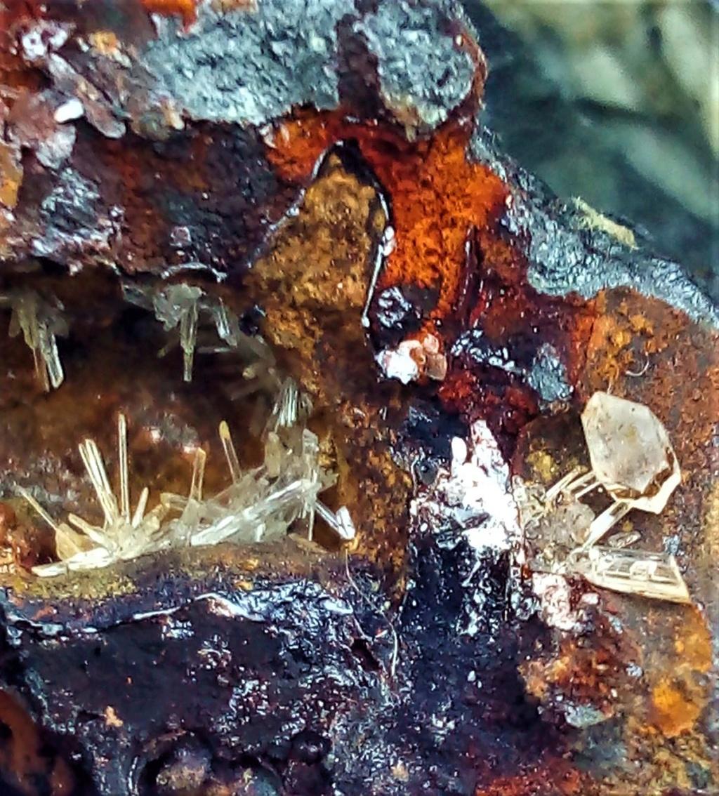 SCLAIGNEAUX site qui contient de minéraux de scorie Img_2239