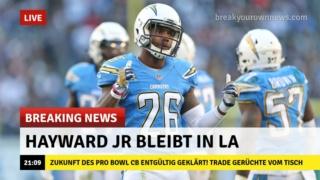 Bolt up News- LA Chargers Whatsa18