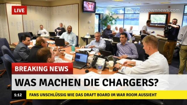 Bolt up News- LA Chargers Whatsa20