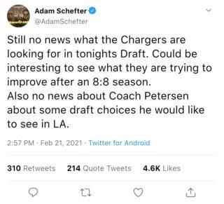 Bolt up News- LA Chargers Whatsa22