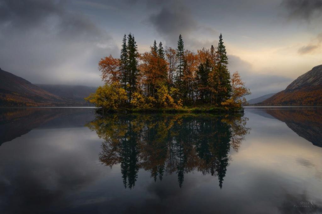Фотографии красивых мест нашей планеты с обязательным указанием автора - Страница 2 L4rm2210