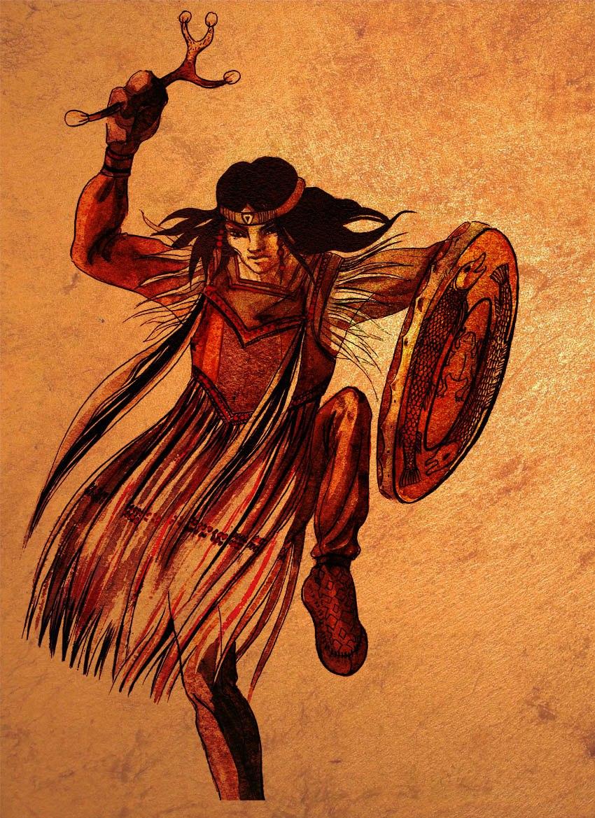 Понимание шаманизма. Кто такие шаманы? O8wxab10