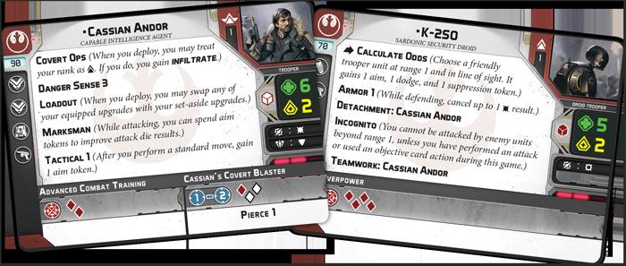 Cassian Andor y K-2SO - Expansión de Comandante Swl59_11