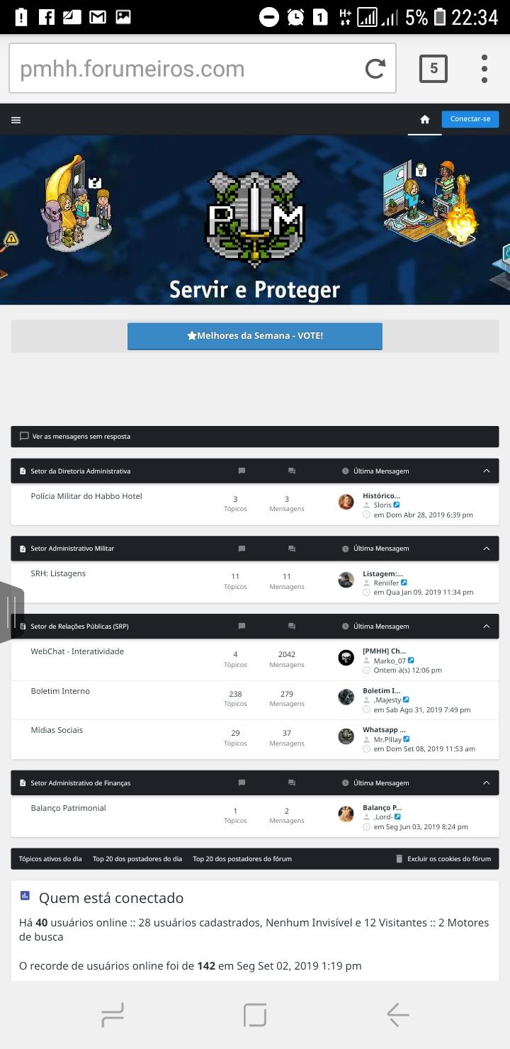 Personalização de barra Screen13