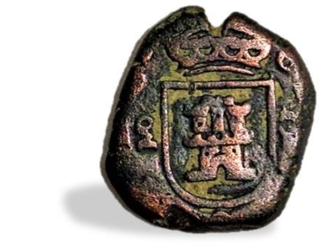 2 maravedís de Carlos II de Madrid. Resell12