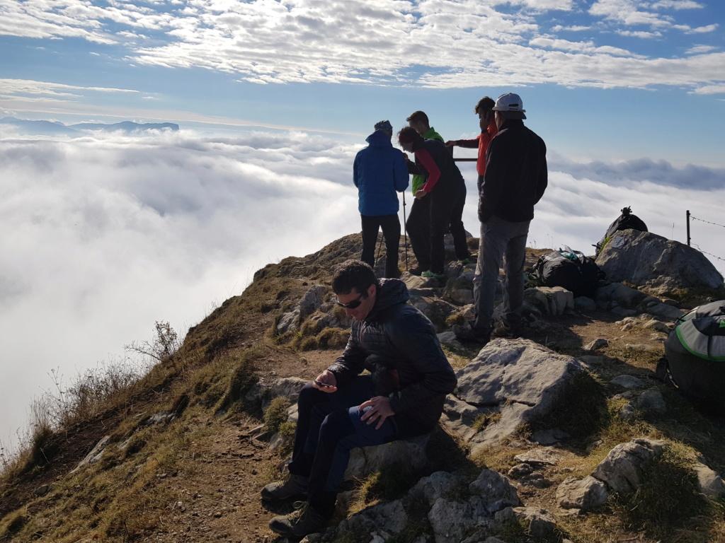 Sortie Alpes Vols Randdo 20181010