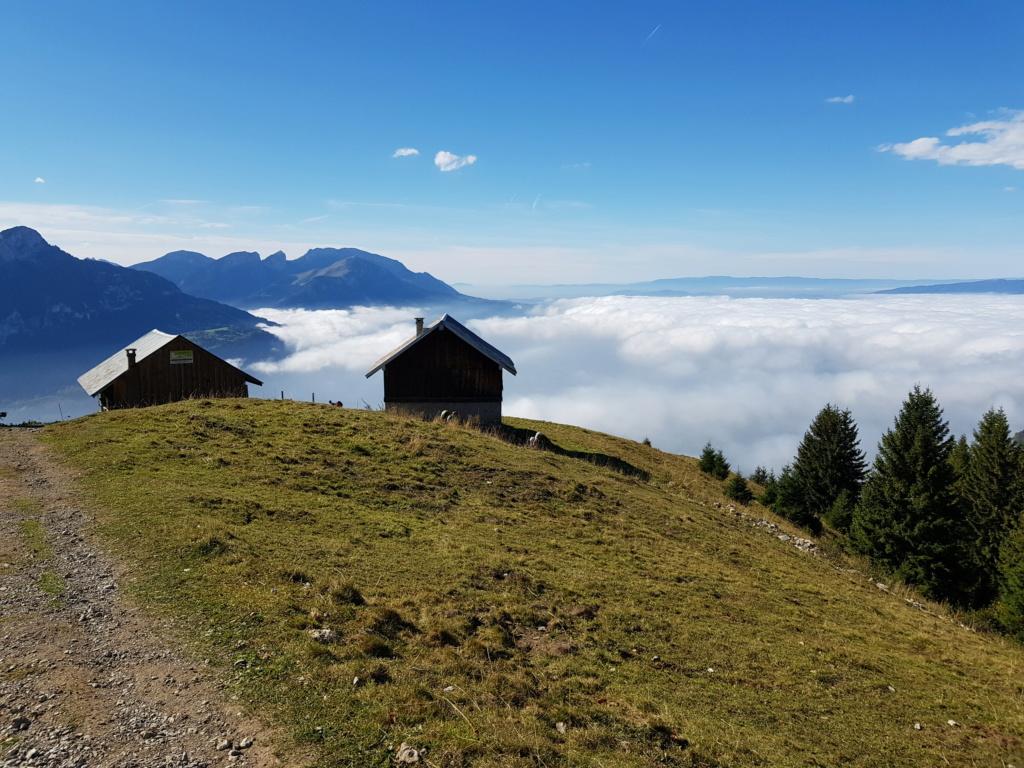 Sortie Alpes Vols Randdo 20181012