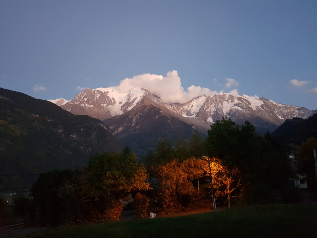 Sortie Alpes Vols Randdo 20181013