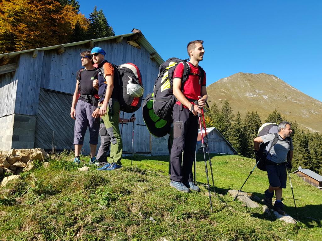Sortie Alpes Vols Randdo 20181014