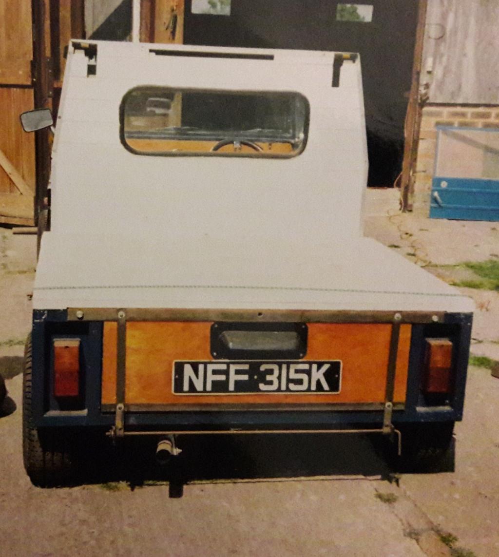 For sale 1971 Mini Scamp kit car  20181011