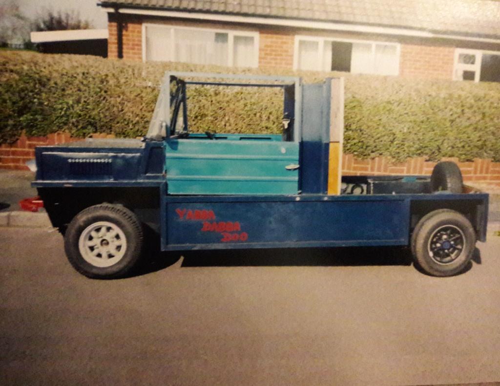 For sale 1971 Mini Scamp kit car  20181012